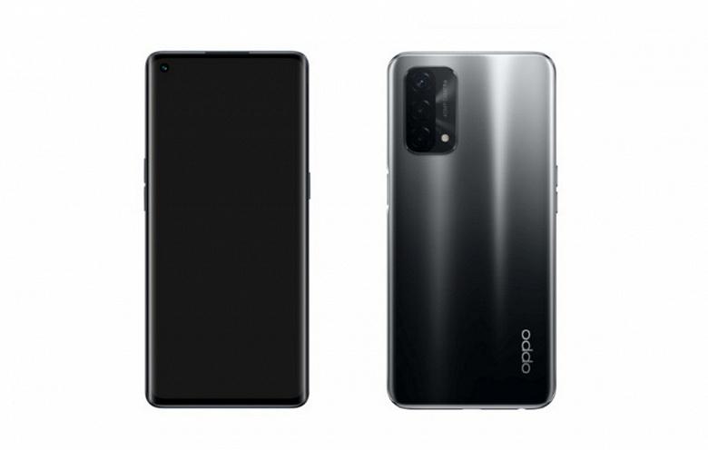 Флагманский дизайн, новейшая платформа Qualcomm, много памяти и цена в 340 долларов. Представлен Oppo A93 5G