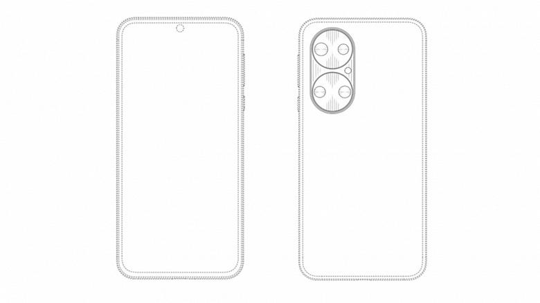 Huawei придумала новый дизайн камеры для своих смартфонов