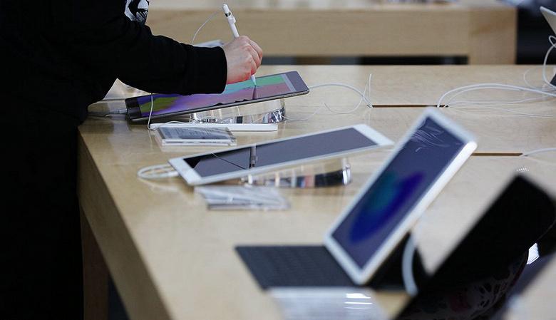 Продажи планшетов в России взлетели впервые с 2014 года