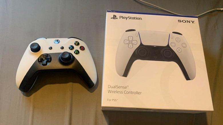 Новый способ мошенничества: под видом DualSense владелец Sony PlayStation 5 получил геймпад Xbox Series X