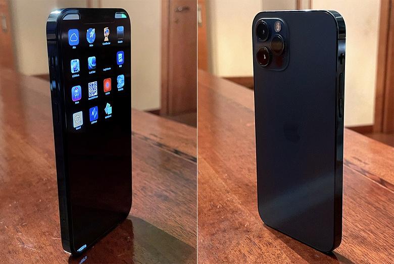Необычный прототип iPhone 12 Pro: есть отличия от iPhone 12 Pro на полках магазинов