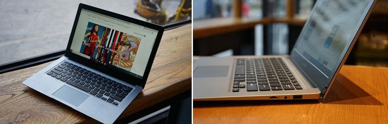 Самый дешёвый ноутбук с дисплеем 3K поступил в продажу