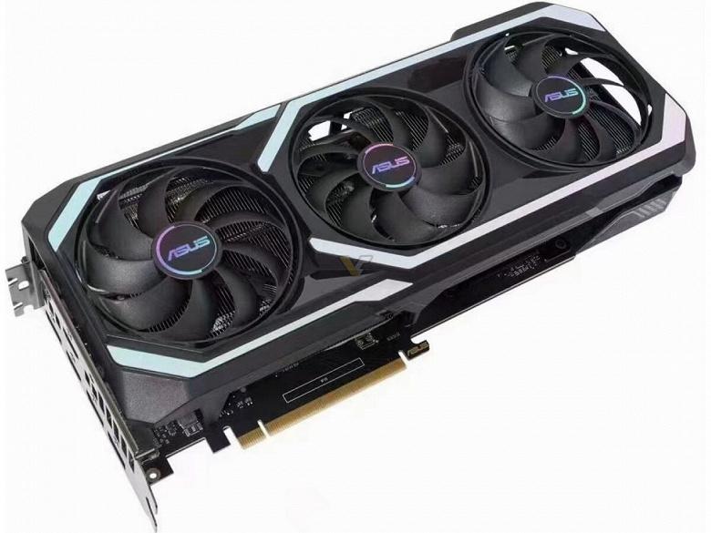 Появились изображения видеокарт Asus GeForce RTX 3070 и RTX 3060 Ti Megalodon