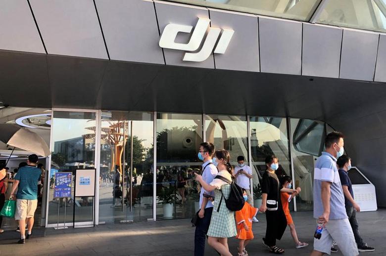 DJI создает команду для разработки технологий самоуправляемого движения