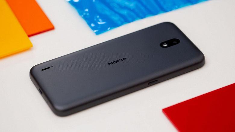 Такого раньше не было в недорогих Nokia. Смартфон Nokia 1.4 первым в серии получит дактилоскопический датчик
