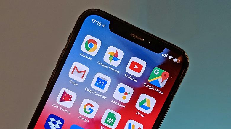 Google не обновляет свои приложения для iPhone уже больше месяца