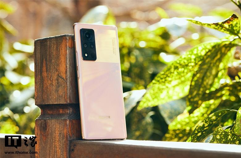 Как Honor справилась без Huawei: флагманский смартфон Honor V40 на красивых живых снимках