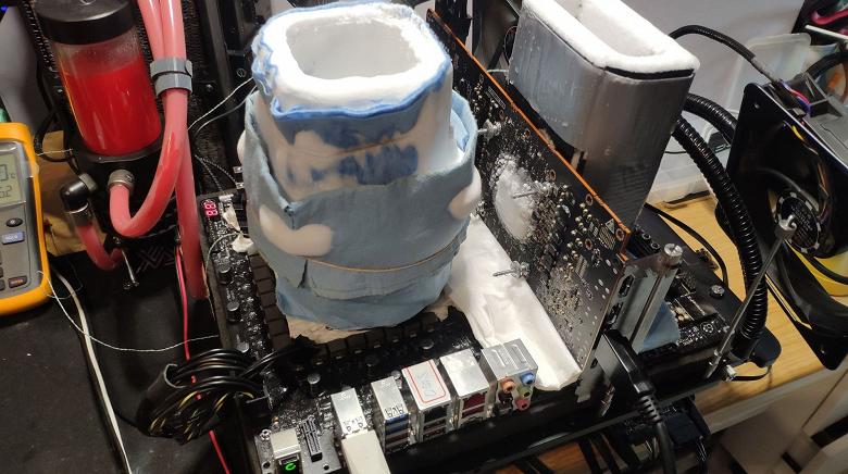 AMD Radeon RX 6900 XT экстремально разогнали до 3 ГГц. И больше разогнать уже не получится