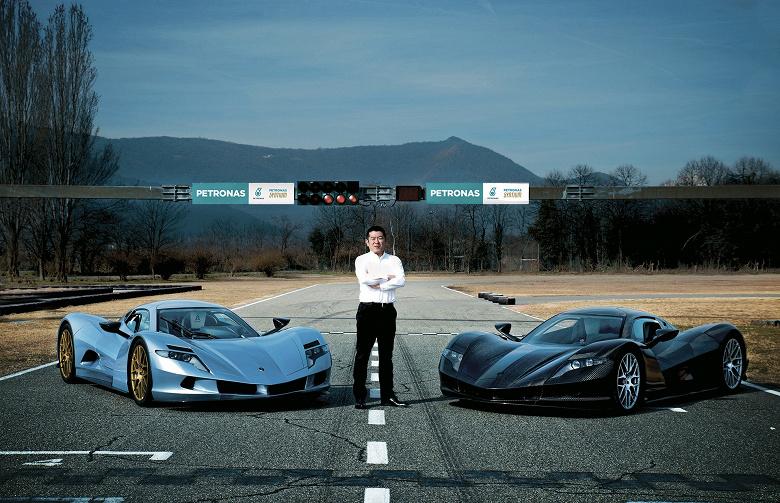 2012 л.с. и разгон до 100 км/ч за 1,75 с. Стартовали продажи Aspark Owl — самого динамичного электромобиля в мире