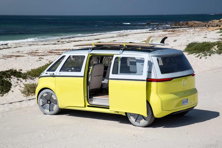 Выпуск электрического микроавтобуса VW ID Buzz отложен