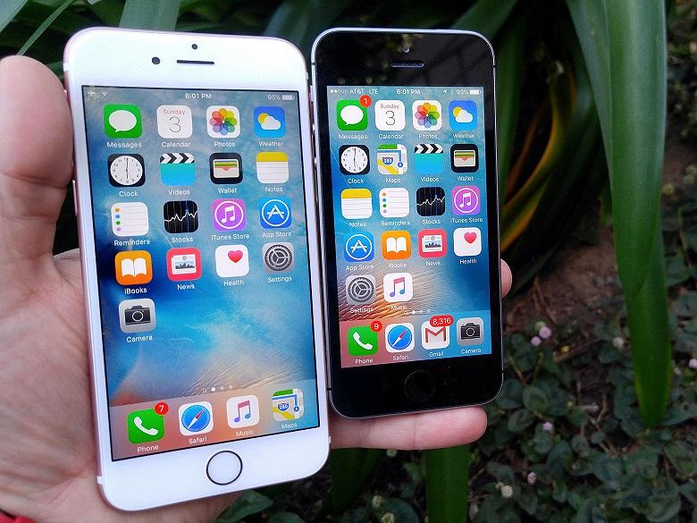 Любимые многими iPhone 6s и оригинальный iPhone SE окончательно устарели. Обновления iOS 15 для них не запланировано