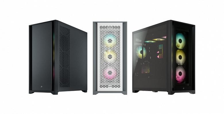 Серия корпусов Corsair 5000 включает три модели