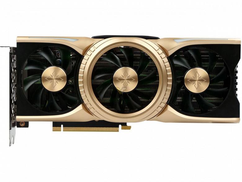 У Gainward готово четыре варианта GeForce RTX 3060