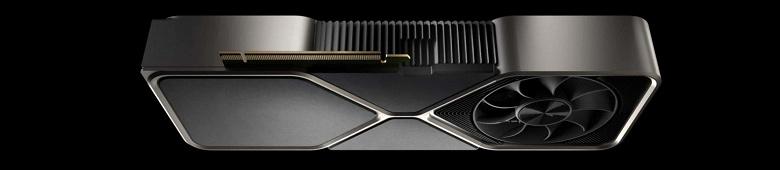 О видеокартах Nvidia GeForce RTX 3080 Super и RTX 3070 Super пока известны только названия