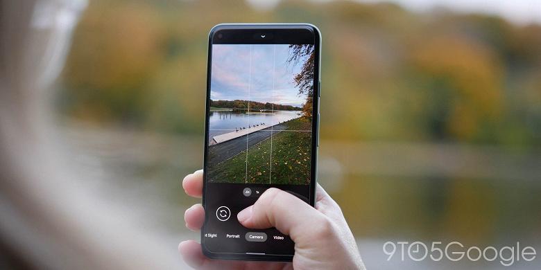 «Секретное» улучшение делает Google Camera удобнее. Добавлен быстрый доступ к зуму