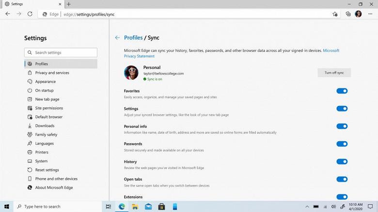 Большое обновление браузера Microsoft. Новый Edge приносит поиск в боковой панели, синхронизацию открытых вкладок, темы, спящие вкладки и многое другое