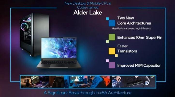 16-ядерный 24-поточный 10-нанометровый флагман Intel Core i9-12900K (Alder Lake) представят уже в сентябре