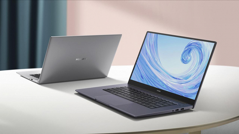 Стартовали продажи ноутбуков Huawei MateBook нового поколения