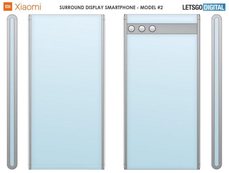 Один сплошной дисплей: Xiaomi придумала ещё парочку способов завернуть смартфон в экран