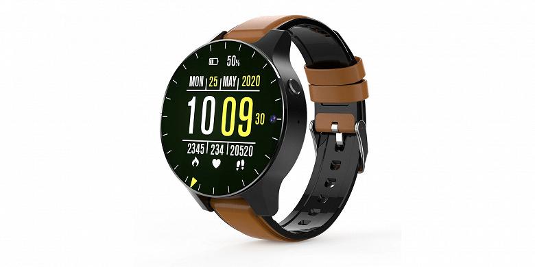 Представлены часы с двумя камерами, огромным аккумулятором и Android 10. Первым покупателям Rollme Hero предлагают за полцены