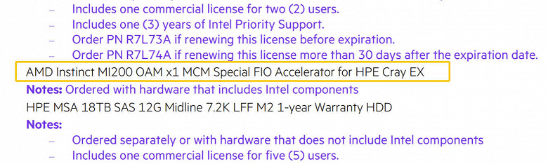 Похоже, что ускоритель AMD Instinct MI200 выйдет в этом году