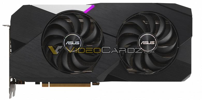 Первые изображения нереференсных видеокарт RadeonRX 6700 XT. Asus выпустит минимум две модели