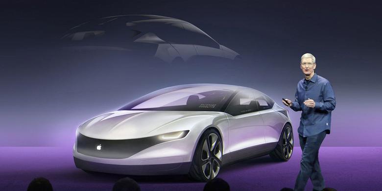 «Мы не боимся Apple Car»: Volkswagen сделала официальное заявление