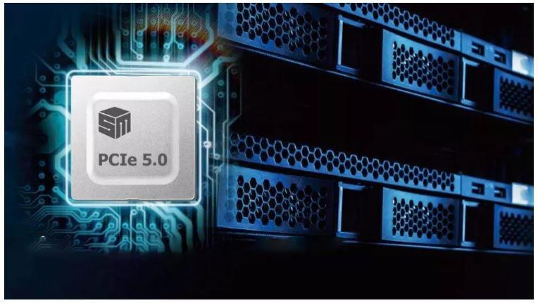 Silicon Motion обещает выпустить контроллер SSD с поддержкой PCIe 5.0 в будущем году