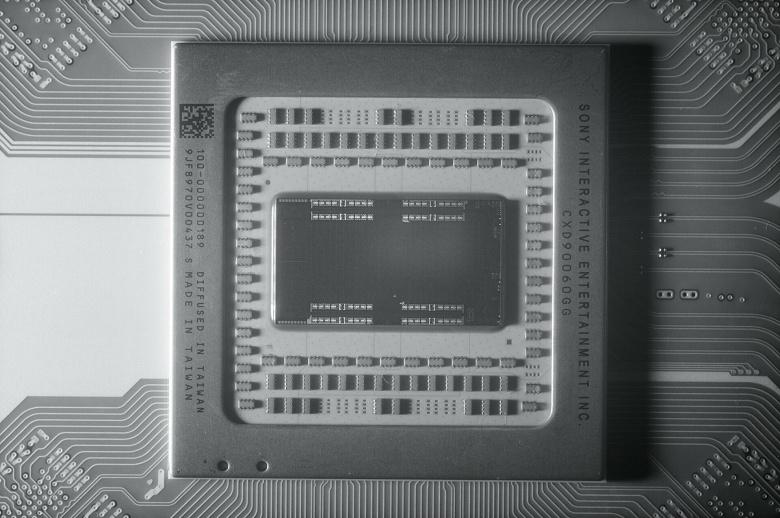 Так выглядит «сердце» PlayStation 5
