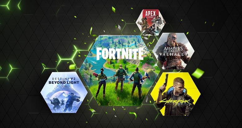 Сервис Nvidia GeForce Now подвел итоги первого года работы