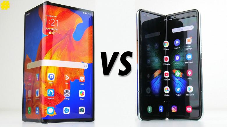 Samsung и Huawei не придётся выбирать: готов экран для смартфона, который гнётся в обе стороны