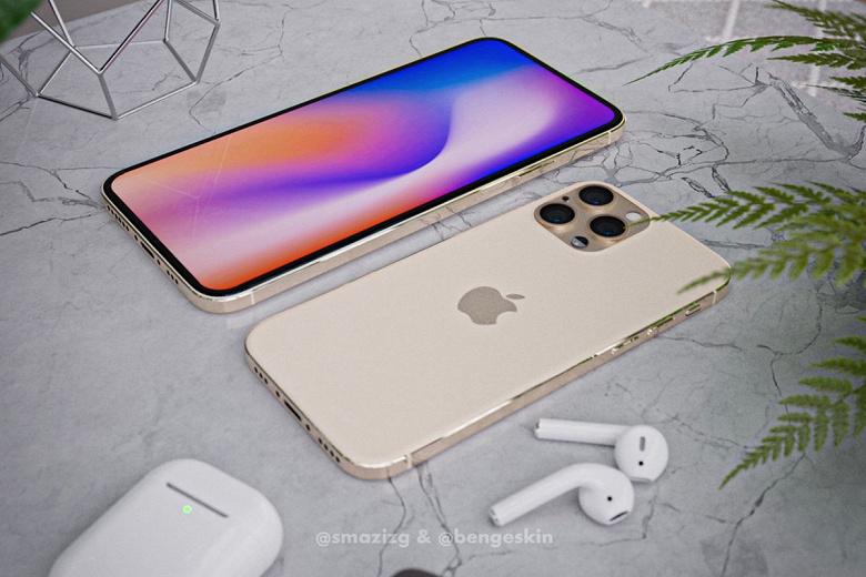Apple тестирует iPhone с подэкранным Touch ID