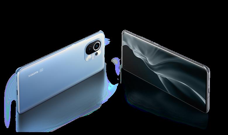 Бестселлер Xiaomi Mi 11 представлен для международного рынка