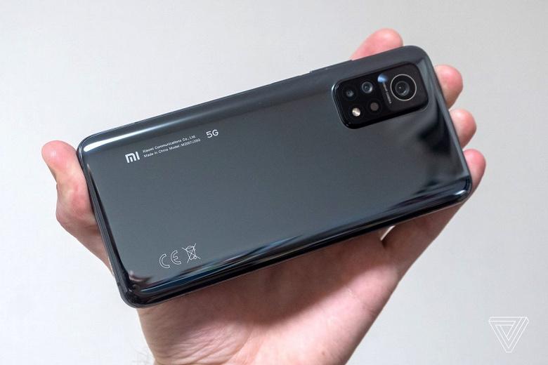 Европейские Xiaomi Mi 10T и Mi 10T Pro получили Android 11?