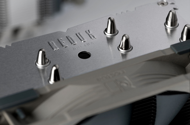 Noctua собирается выпустить бюджетную процессорную систему охлаждения Redux