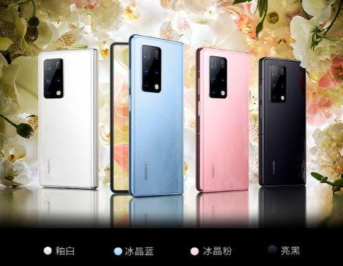 200000 рублей за смартфон с 256 ГБ памяти. Представлен Huawei Mate X2 с гибким экраном и квадрокамерой со 100-кратным зумом
