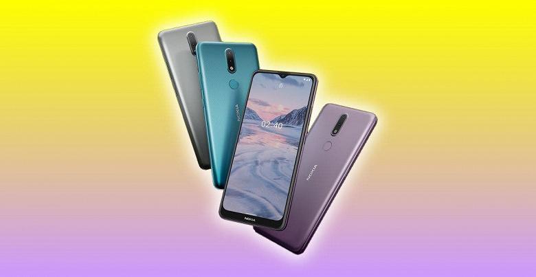 Смартфон Nokia 2.5 одобрен для выхода