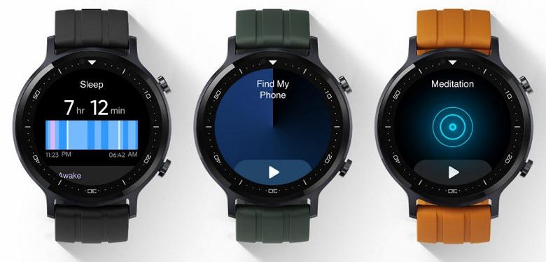 Умные часы Realme Watch S готовы к запуску в России