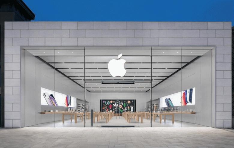 Apple душит поставщиков Apple Store новыми условиями
