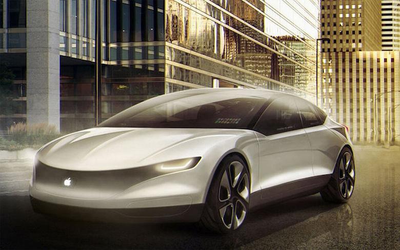 Беспилотный Apple Car обрушил акции Hyundai и Kia ещё до анонса