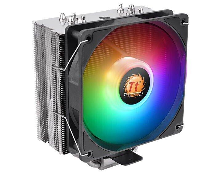 Система охлаждения Thermaltake UX210 ARGB подходит для процессоров с TDP до 150 Вт