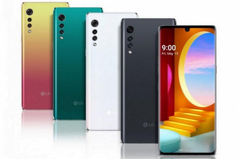 Защищённый LG Velvet получил Android 11 и LG UX 10