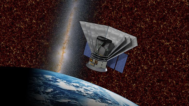 SpaceXзапустит для NASA космический телескоп SPHEREx, который изучит более чем 300 млн галактик