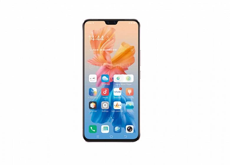 Первый смартфон с Dimensity 1100, 12 ГБ ОЗУ и чёлкой выходит 3 марта