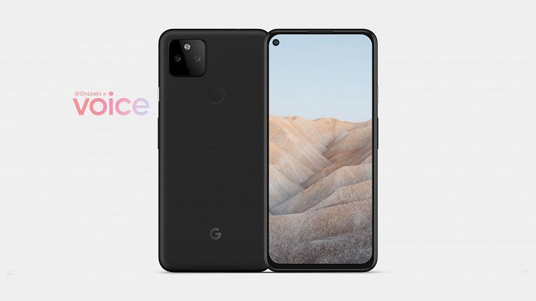 Атака клонов Google набирает обороты. Google Pixel 5a показался на качественных рендерах, и он ничем не отличается от Pixel 5 и Pixel 4a 5G