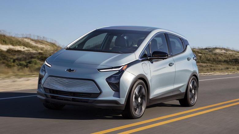 Народный электрический кроссовер по-американски. Представлен Chevrolet Bolt EUV за 34000 долларов, с запасом хода 400 км и одним двигателем мощностью 200 л.с.