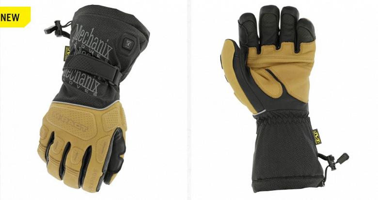 Mechanix Wear и clim8 выпустили первые рабочие перчатки с интеллектуальным подогревом