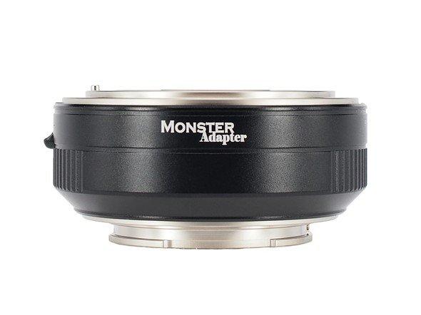 Переходник MonsterAdapter LA-FE1 обеспечивает автофокусировку объективов Nikon AF-I, AF-P и AF-S на многих камерах Sony