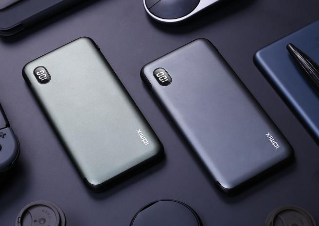 Xiaomi представила портативный аккумулятор с разъёмами Lightning и USB-C