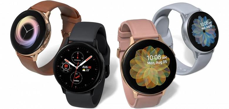 Часы Samsung Galaxy Watch Active2 и Galaxy Watch3 научились снимать ЭКГ и замерять давление